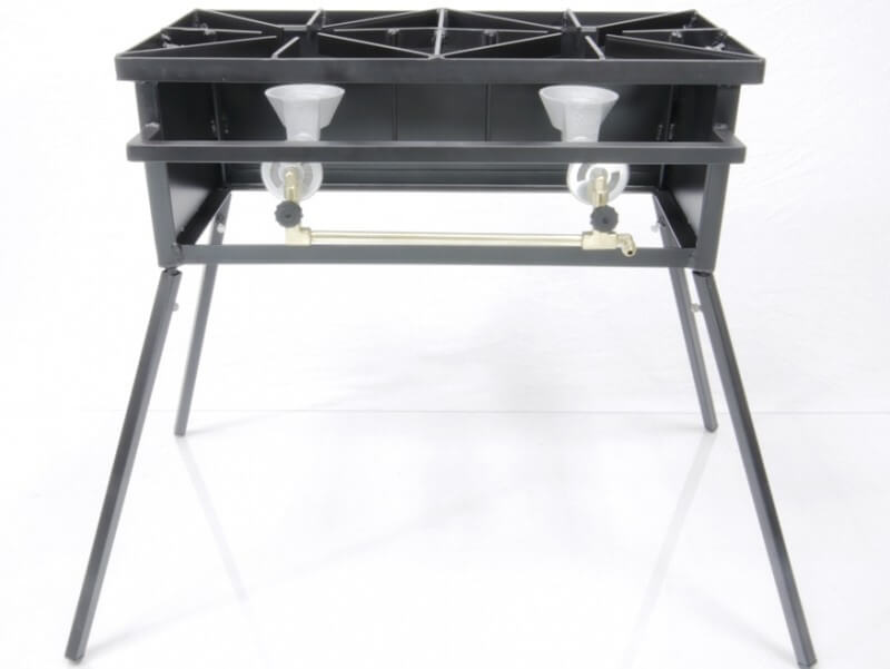 Cooker Stand, Double Burner