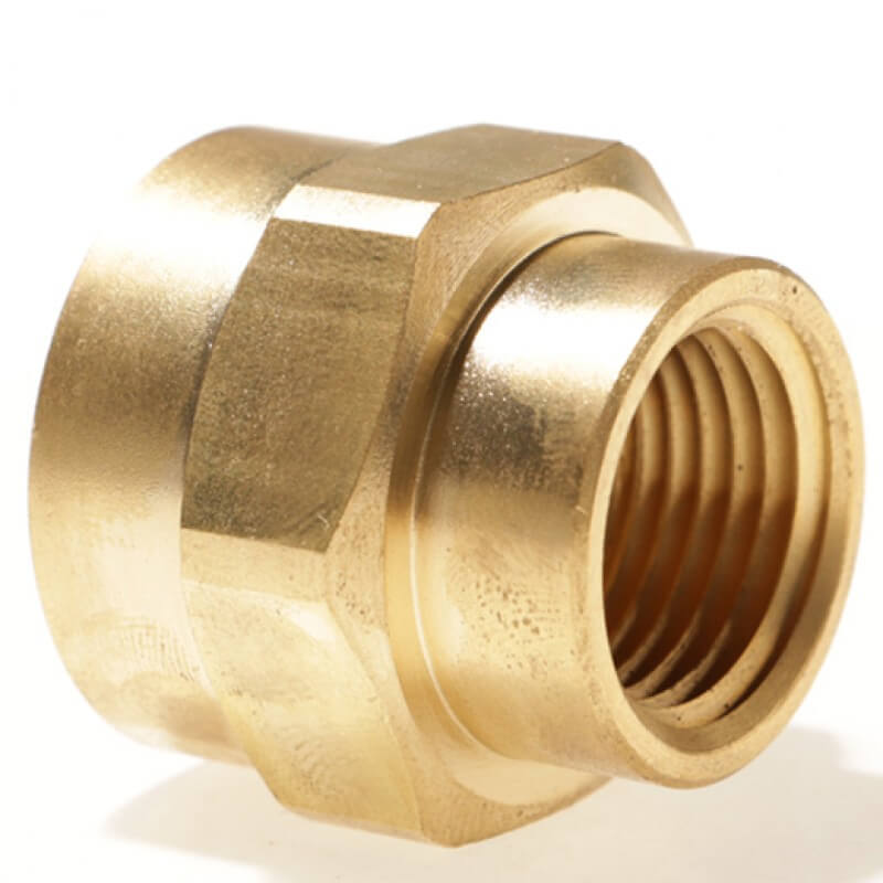 Extruded Coupling, Female NPT x Female NPT