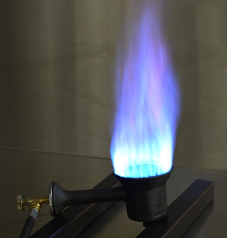 Cast Iron Propane Burners, Pipe Burners, High & Low Pressure
