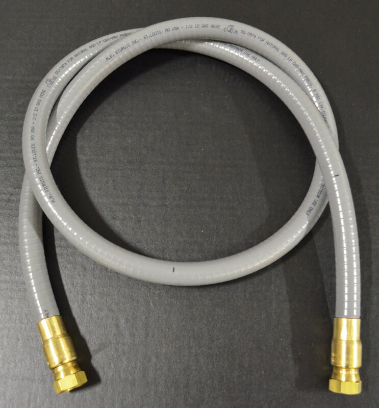 1/2in ID Strip Wound Low Pressure Hose