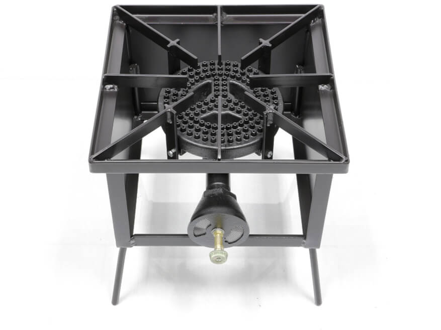 Single Burner Cooker Stand with a 8in Burner