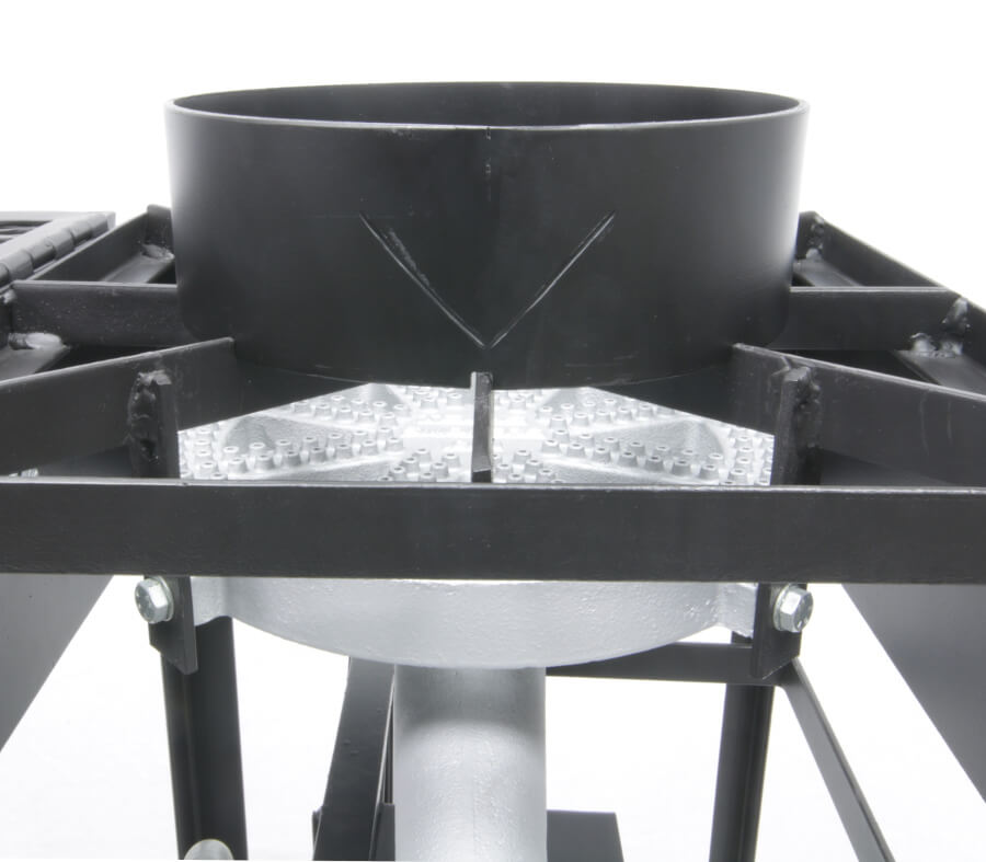 Notch Wok Ring 9in x 3in